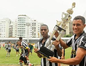 Botafogo Juvenil Torneio Guilherme Embry (Foto: Wagner Meier / AGIF)