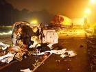 Sete pessoas morrem em rodovias catarinenses em menos de 8 horas