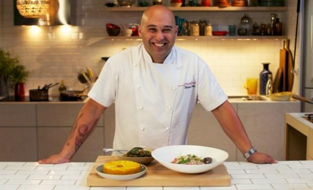 O chef Shane Delia viaja ao Oriente Mdio para aprender os segredos da culinria local (Foto: Divulgao)