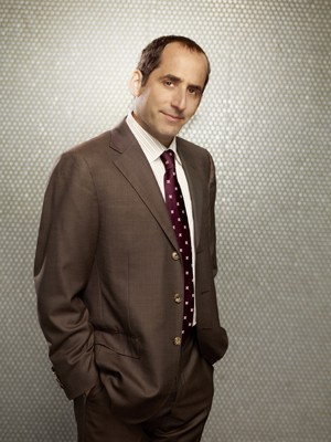 Dr. Chris Taub (Peter Jacobson) (Foto: Canal Universal)
