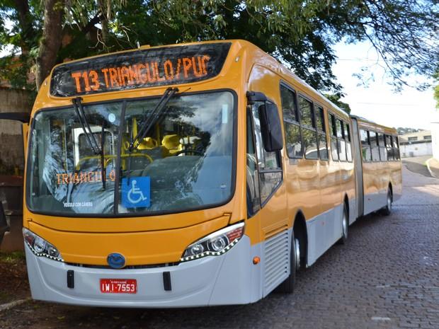 Linhas já circularão com layout novo em Porto Alegre (Foto: João Paulo Magalhaes/Divulgação PMPA)