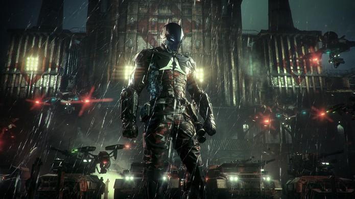 Batman: Arkham Knight leva o nome do vilão criado especialmente para o jogo (Foto: digitaltrends.com)