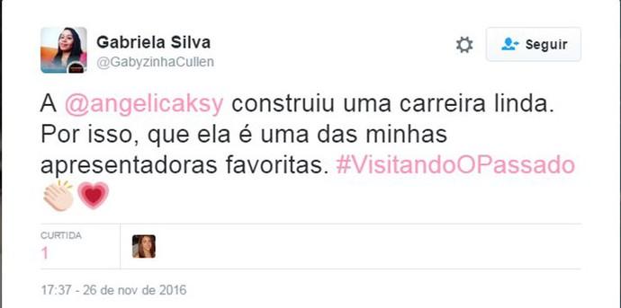 Comentário bombou (Foto: Divulgação)