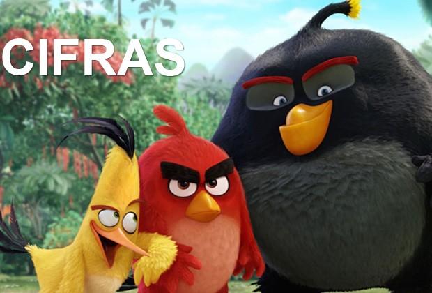 Angry Birds - O Filme (Foto: Divulgação)