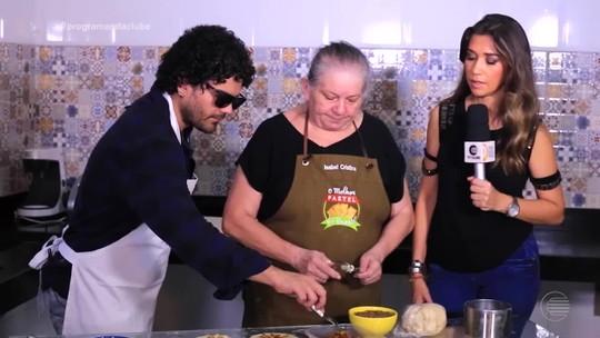 Fora do Ar: Danilo Rudah aprende a fazer o melhor pastel do Brasil