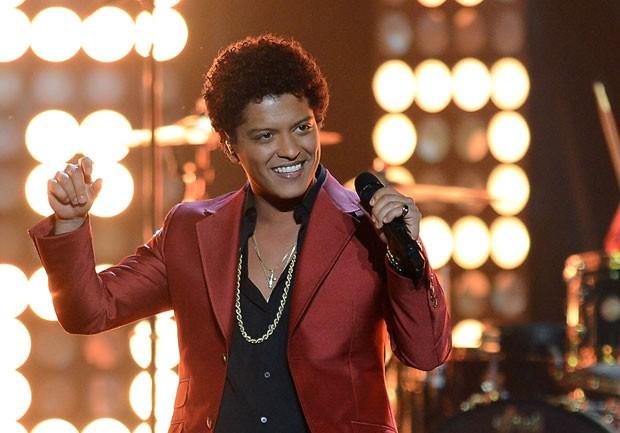 Bruno Mars sabe o que está fazendo (Foto: Getty Images)