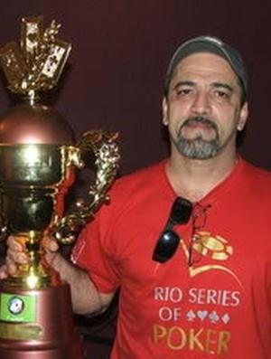 Jorge Replay é o novo técnico do River Plate-SE (Foto: Reprodução / Csop)