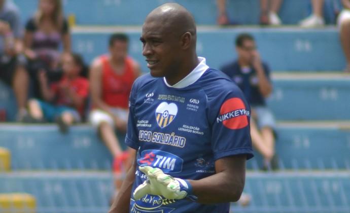 Goleiro Jailson Palmeiras (Foto: Filipe Rodrigues)