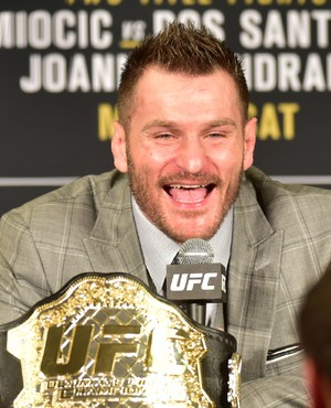 Stipe Miocic, UFC 211 (Foto: Jason Silva)
