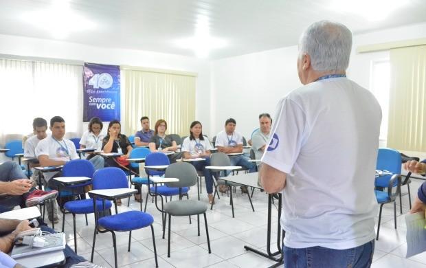 Abertura do evento ocorreu na manhã desta terça-feira (12) (Foto: Bruna Cássia/Rede Amazônica)