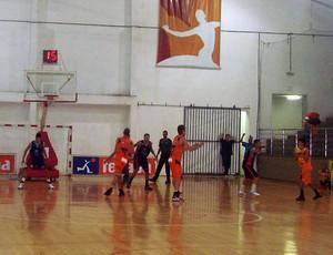 Vila Velha/Cetaf vence o Vitória/Cecre e é tricampeão capixaba de basquete (Foto: Sidney Magno Novo/Globoesporte.com)