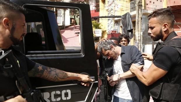 A Regra do Jogo: Romero é escorraçado e preso  (Divulgação)