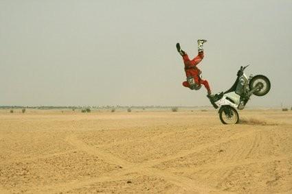 BLOG: Rally Dakar - Como funcionam os sistemas de segurança que protegem homens e máquinas no maior rali do mundo...