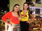 Preta Gil apresenta Leticia Lima ao Carnaval de Salvador