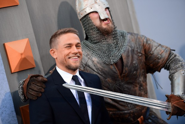 Charlie Hunnam  (Foto: Getty Images)