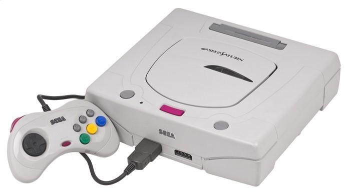 Sega Saturn Branco é o preferido dos colecionadores (Foto: Divulgação)