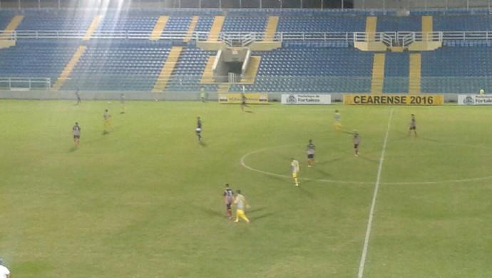 Ferroviário x Alto Santo Série B do Campeonato Cearense PV (Foto: Roberto Leite)