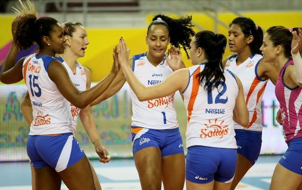 vôlei osasco mundial de clubes, em DOha (Foto: Divulgação / FIVB)