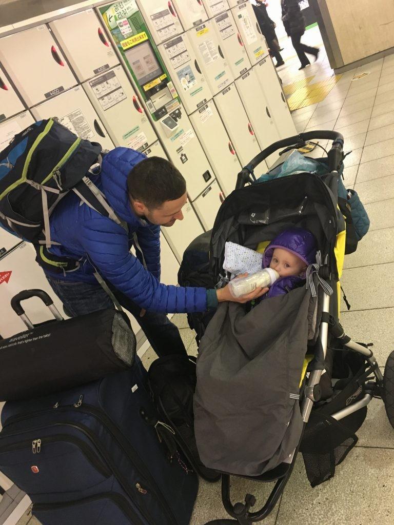 Mãe tira licença-maternidade para viajar (Foto: Reprodução Instagram)