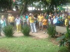 Manifestantes em Divinópolis pedem  impeachment de Dilma em protesto