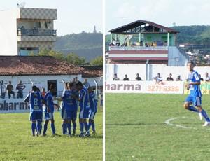 Desportiva Guarabira 6 x 1 Sport Campina (Foto: Montagem / GLOBOESPORTE.COM)