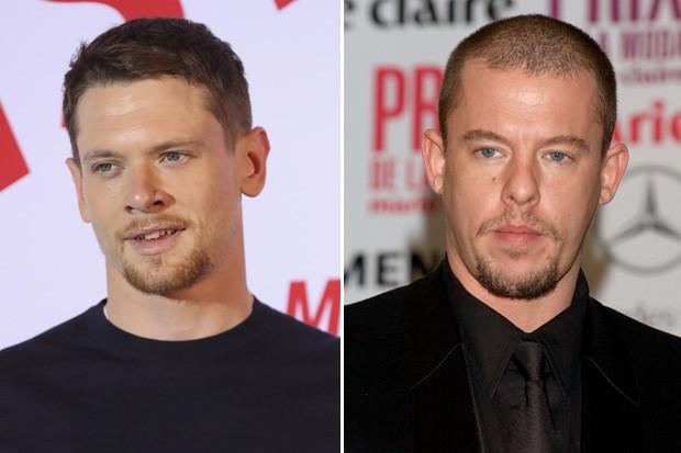 Jack O' Donnell e Alexander McQueen: semelhança pode justificar a escolha (Foto: Getty Images)