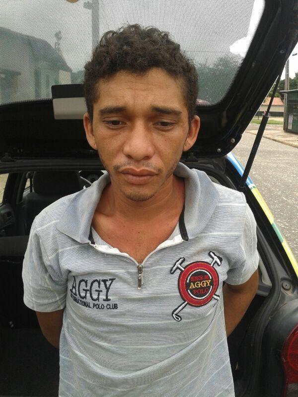 Marcos Vinícius da Costa Sousa estava foragido há três dias da Penitenciária Major César (Foto: PM-PI)