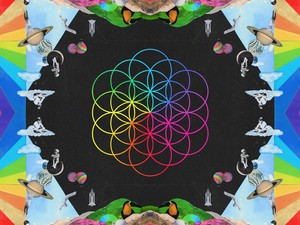 'A head full of dreams', capa do novo disco do Coldplay (Foto: Divulgação)