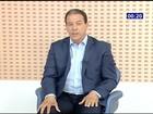 Ruy Muniz é entrevistado pelo MG Inter TV 2ª Edição