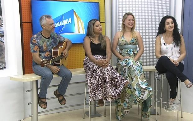 Espetáculo 'Mulheres Roraimando' acontece em Boa Vista (Foto: Roraima TV)