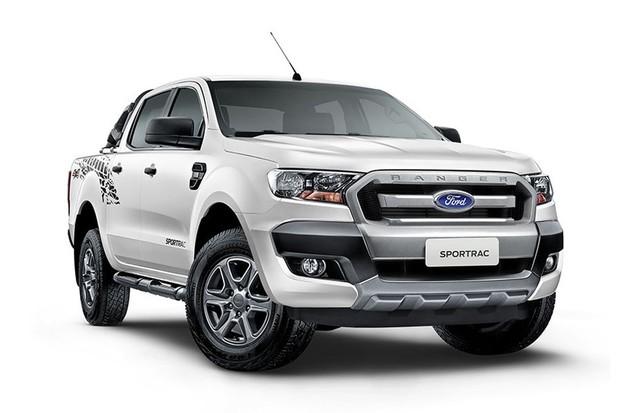 Ford Ranger Sportrac será lançada oficialmente na Expointer (Foto: Divulgação)