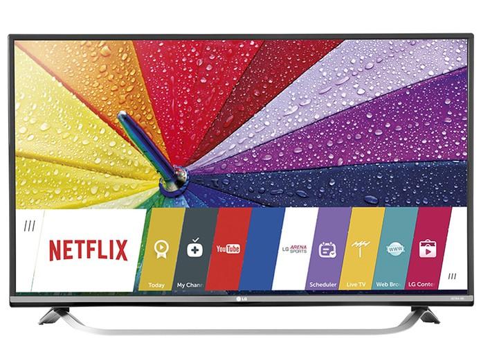 041af1333 Smart TV LG com tela de 43 polegadas Ultra HD 4K (Foto  Divulgação