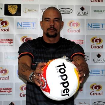 Carlos Carioca Goleiro Inter de Limeira (Foto: Assessoria de Imprensa Inter de Limeira)
