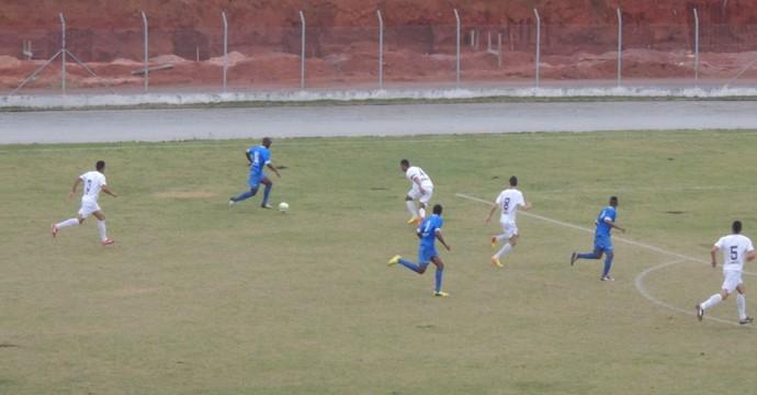Usac x Ecus - Paulista Segunda Divisão (Foto: Petterson Rodrigues)