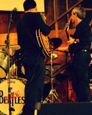 The Back Beatles (Foto: Divulgação/Ana Luísa Freitas)