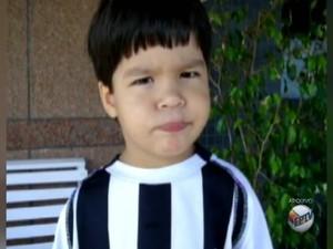 Caso do menino que desapareceu em São Carlos continua sem novidades (Foto: Reprodução EPTV)