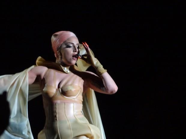 Show Lady Gaga Porto Alegre (Foto: Félix Zucco/Agência RBS)