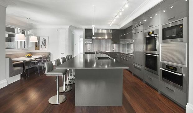 Fam 237 Lia Integrada Como A Casa Casa Vogue Interiores