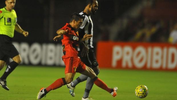 Sport X Botafogo Campeonato Brasileiro 2016 Sportv