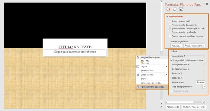 Como baixar e usar templates prontos no powerpoint dicas e altere padres cores texturas e mais do plano de fundo do template no powerpoint toneelgroepblik Gallery
