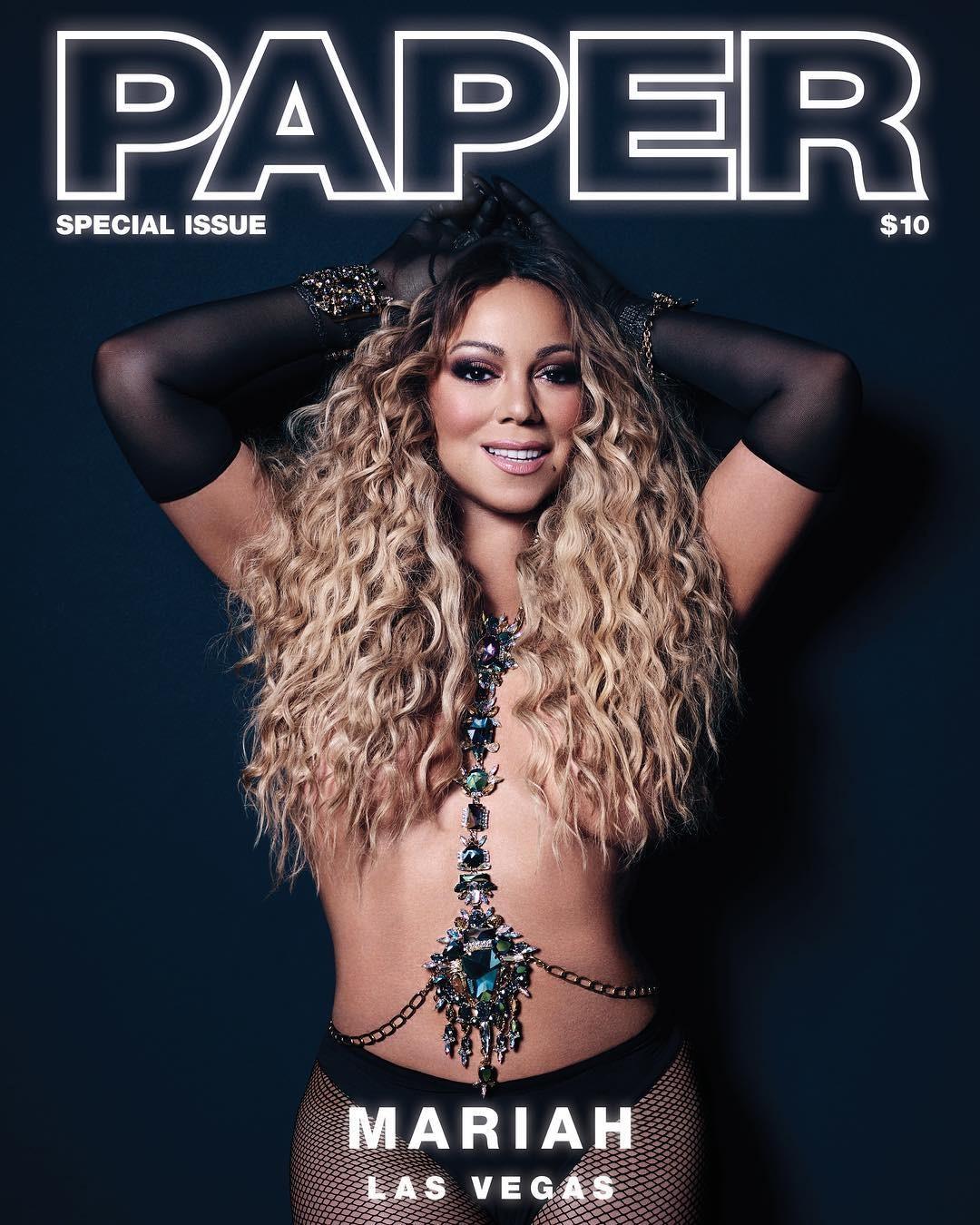 Mariah Carey (Foto: Reprodução/ Instagram)