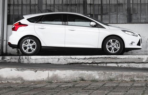 Ford Focus (Foto: Fabio Aro/Autoesporte)