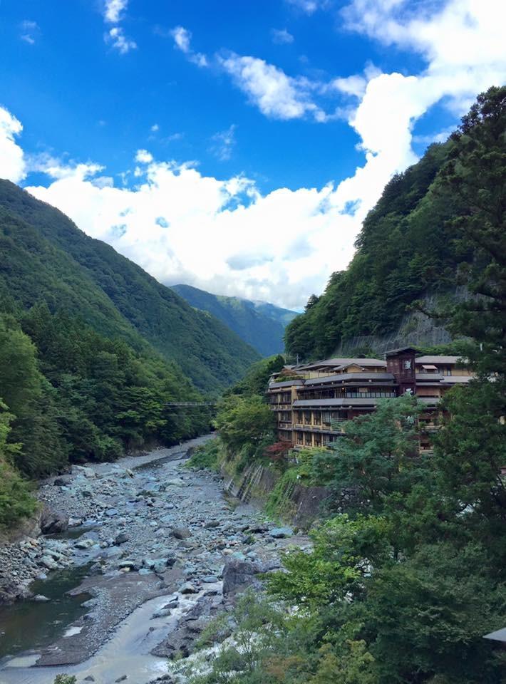 Nishiyama Onsen Keiunkan, hotel mais antigo do mundo (Foto: Reprodução/Facebook)