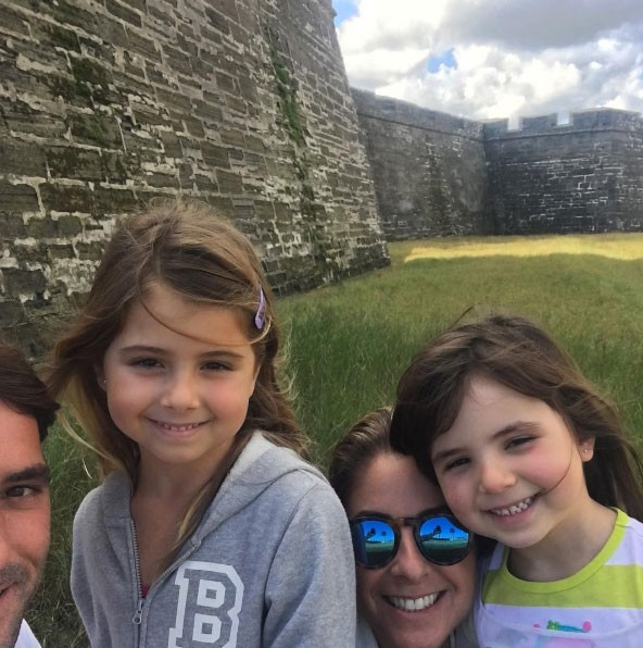 St. Augustine fica a duas horas de Orlando e as crianças amaram o passeio (Foto: Reprodução/ Instagram)