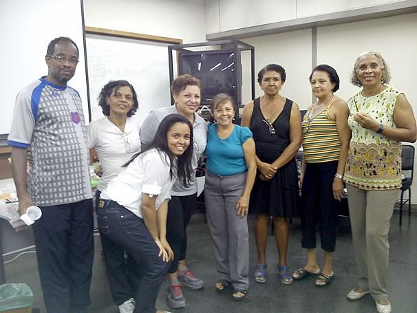 Curso de capacitação para a terceira idade da Unati (Foto: Divulgação / Unati)