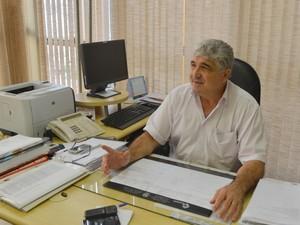 Secretário da saúde de Piracicaba teve acidente vascular cerebral isquêmico (Foto: Thomaz Fernandes/G1)