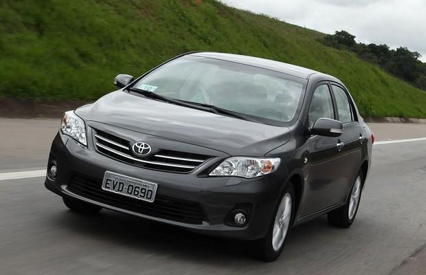 Toyota Corolla 2014 (Foto: Divulgação)