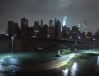 Estados Unidos enfrentam a passagem da tempestade Sandy