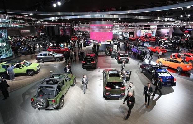 Novo SUV médio será feito no Brasil (Foto: Divulgação)