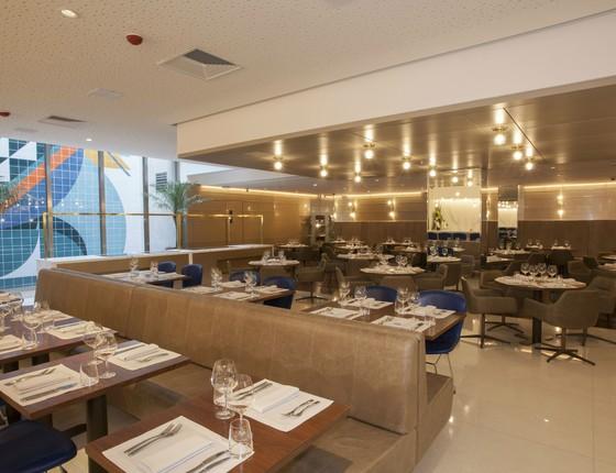 O restaurante (Foto: Divulgação)